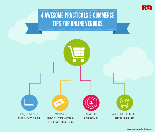 4 Awesome Practical eCommerce Tips for Online Vendors