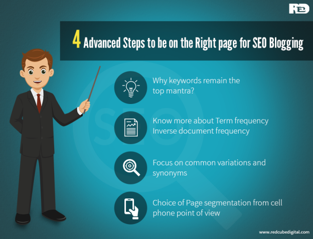 Advanced Steps To Be On The Right Page For SEO Blogging