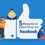5 Reasons to Advertise on Facebook