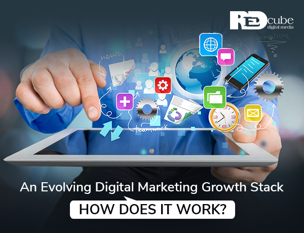 An Evolving Digital Marketing Growth Stack How Does It Work