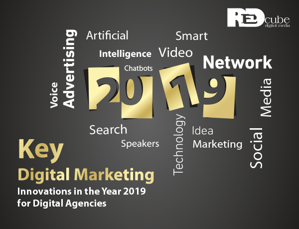 Key Digital Marketing Innovations in the Year 2019 for Digital Agencies