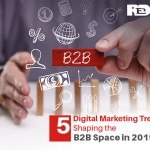 digital marketing trends shaping the b2b space in 2019