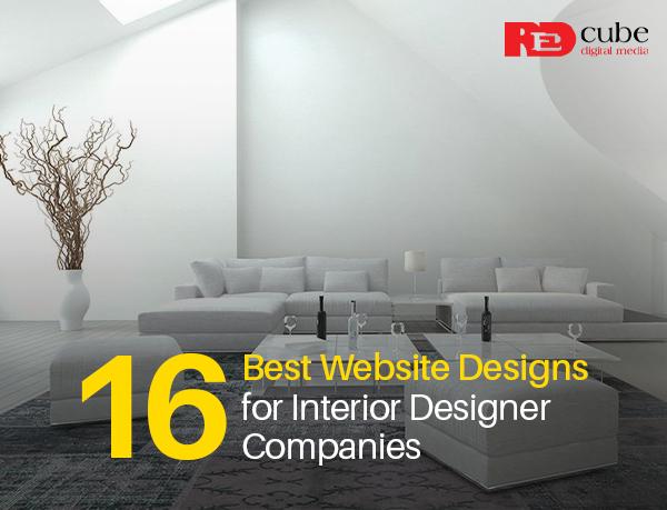 Top Interior Website Designs