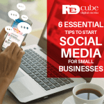 tips to start social media for small businesses