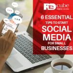 tips to start social media for small businesses