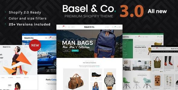 basel shopify theme